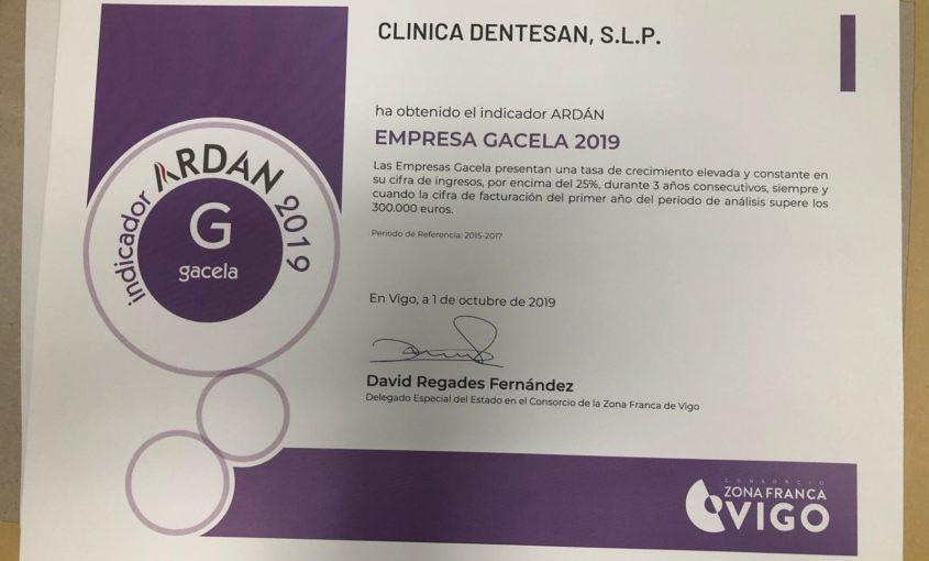 Dentesan empresa Gacela 2019
