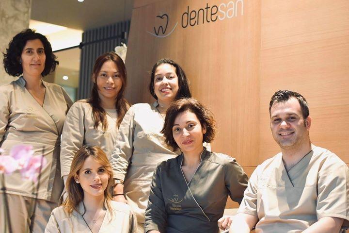 Equipo Dentesan